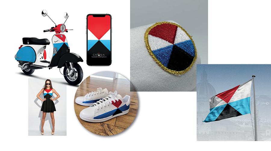 Simbolo Indipendente di Catania - Applicazioni Brand