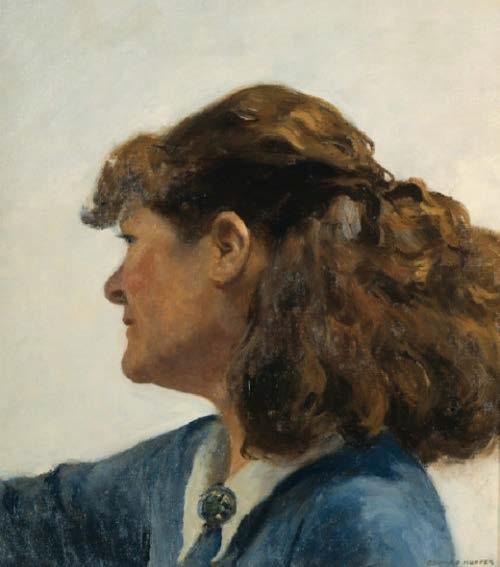 Josephine Nivison