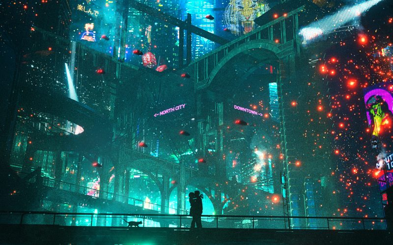Dangiuz, Kiss On The Bridge, 2021 (1)