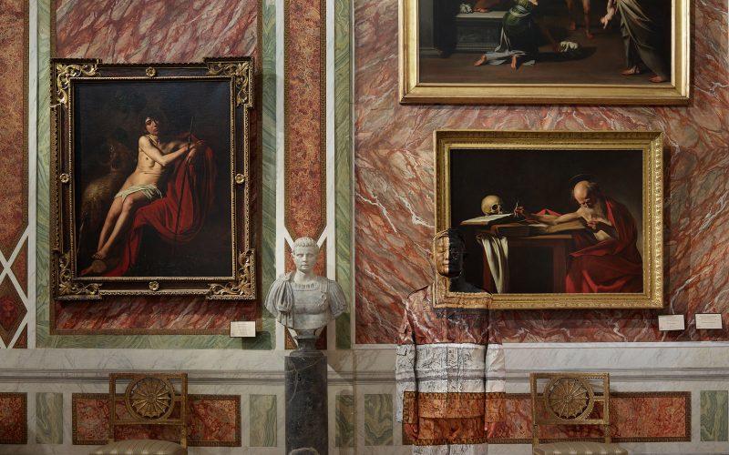 Sala di Caravaggio, Galleria Borghese, Roma